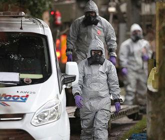 """В британской полиции заявляют об обнаружении следов """"Новичка"""" в крови у еще одного полицейского"""