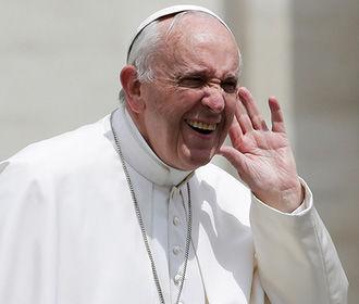 Папа Римский назвал сплетников террористами