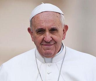 Папа Римский выступил в поддержку ЛГБТ