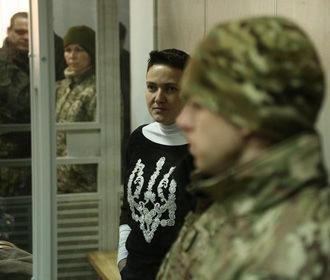 Суд перенес пересмотр меры пресечения Савченко
