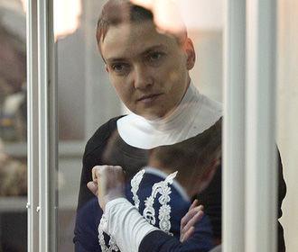 Прокуратура будет просить для Савченко максимального наказания