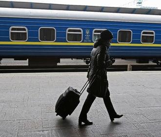 """""""Укрзализныця"""" приостановила продажу билетов на поезда в западном направлении"""
