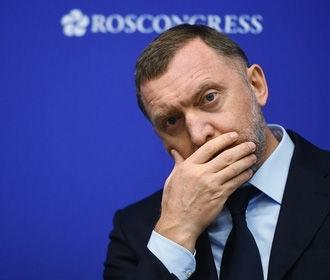 В США заморозили американские активы российского миллиардера Дерипаски