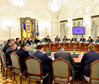 Порошенко поручил СНБО подготовиться к вмешательству РФ в выборы