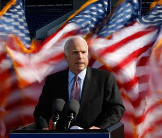 Трамп запретил Белому дому выпускать заявление о «герое» Маккейне