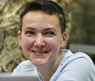 Суд отказался передать Савченко на поруки