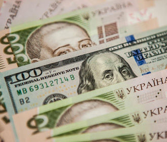 Украина выплатила за полгода по долгам 160 млрд