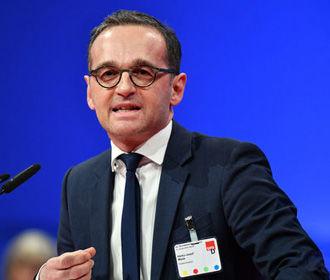 Глава МИД ФРГ возложил на РФ ответственность за прекращение ДРСМД