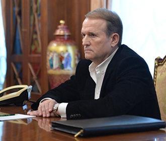 Медведчук: самый масштабный обмен пленными произошел исключительно благодаря Путину