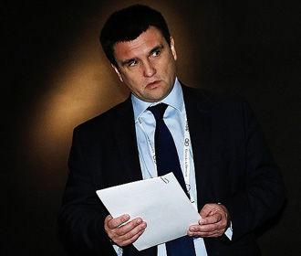 Климкин не будет участвовать в нынешних выборах в Раду