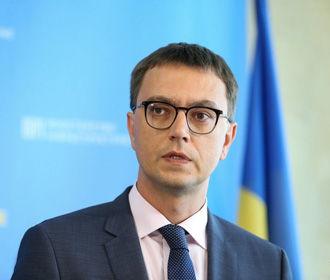 Омелян анонсирует новые ограничения в сообщении с РФ