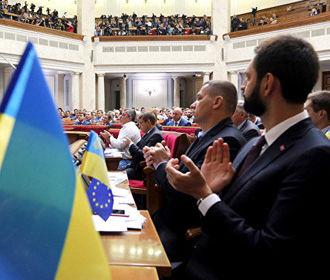 Альтернативный президентскому законопроект об изменении закона о выборах нардепов зарегистрирован в Раде