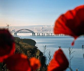 Украина подготовила санкции против РФ из-за Крымского моста