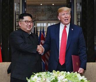 Трамп заявил, что готов проявить терпение по отношению к КНДР