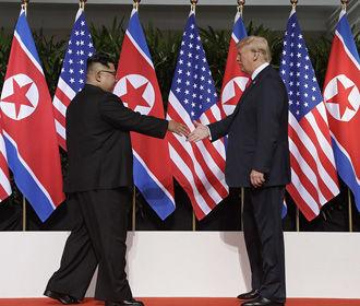 Трамп говорит, что сейчас неудачное время для встречи с Ким Чен Ыном