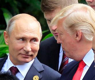 """Трамп назвал тет-а-тет с Путиным """"хорошим началом для всех"""""""
