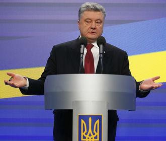 Украина в результате жестких антикризисных мер вступает в длительный период экономического роста – Порошенко