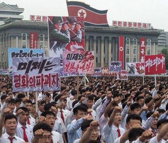 Северная Корея обвинила США в провокационных безобразиях и интриганской шумихе