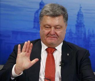 СМИ рассказали о планах Порошенко перенести выборы
