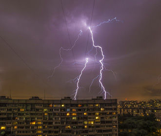В Украину с запада в ближайшие дни придет прохлада