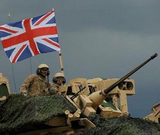 Великобритания продлит на три года обучающую миссию для украинских военных