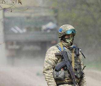 На Донбассе за месяц погибли 14 военных