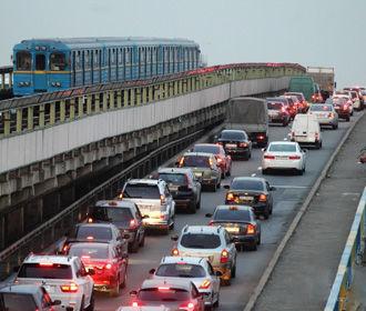 Киев замкнул тройку самых проблемных городов Европы по пробкам
