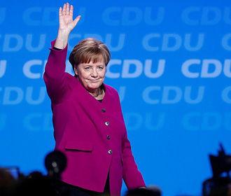 """Меркель подтвердила достижение соглашения по """"Северному потоку-2"""""""