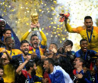 Чемпионство сборной Франции принесло китайцам миллионные убытки