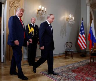 """У России и США есть """"огромная возможность"""" наладить отношения - Трамп"""