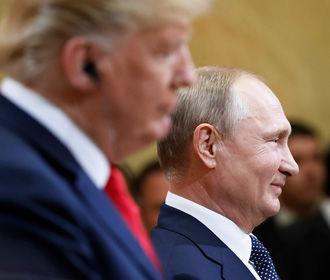 Киев запросил разъяснений от США по переговорам Трампа и Путина