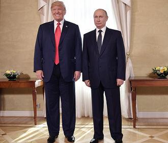 Раскрыт спонсор встречи Трампа и Путина