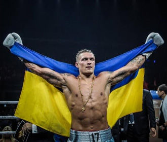 В «Большом боксе» на «Интере» – долгожданный дебют Александра Усика в супертяжелом весе