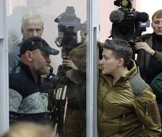 Суд в Славянске по делу Савченко и Рубана отложили до решения Верховного суда