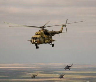 Армейская авиация Украины провела учения в Азовском море