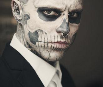 Умер Zombie Boy