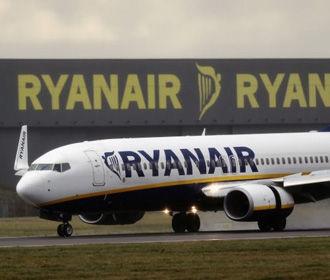 Ryanair вдвое сократит полеты из Украины
