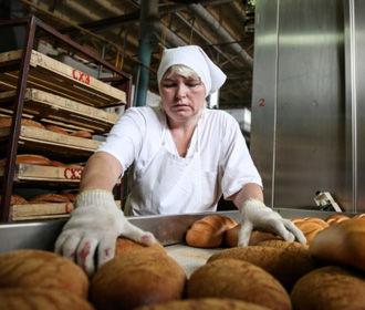 В Украине на 10% сократилось производство хлеба