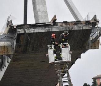 Число погибших при обрушении моста в Италии достигло 39