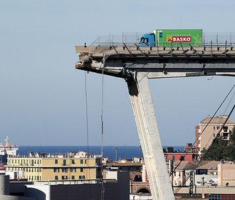 Двое украинцев пострадали в результате обрушения моста в Генуе - консульство