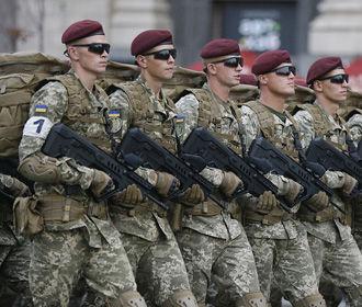 """Рада одобрила в первом чтении новое приветствие """"Слава Украине!"""" для ВСУ"""