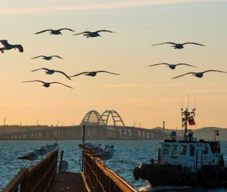 СБУ подозревает украинское предприятие в помощи в постройке Крымского моста
