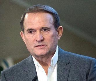 Медведчук поддержал предложение ДНР и ЛНР о прямых переговорах с Киевом