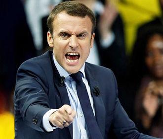 Макрон заявил об угрозе Европе со стороны крупных держав