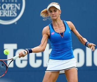 Украинская теннисистка Цуренко обыграла вторую ракетку мира