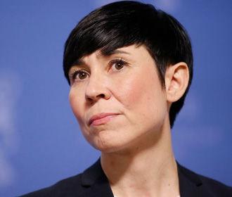 Нужно постоянно напоминать европейским странам о том, что происходит на востоке Украины - глава МИД Норвегии