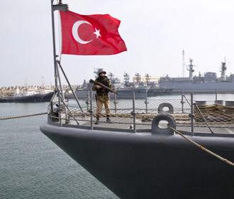 Второй турецкий корабль начал буровые работы возле Кипра