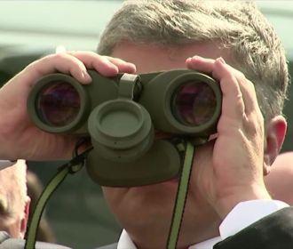 Порошенко в США заявил, что Украина фактически является восточным флангом НАТО