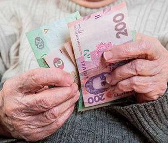 Более 60% украинских пенсионеров получают ежемесячно менее 3000 гривен