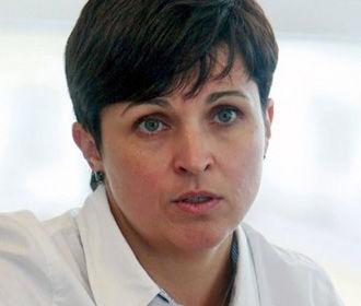 Председателем ЦИК избрана Татьяна Слипачук